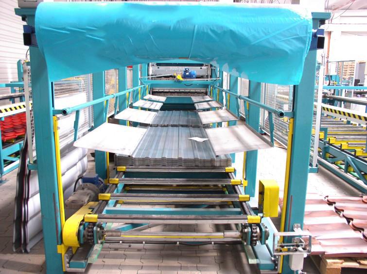 Производство профлиста в Липецке